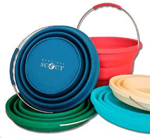 Nautical Scout Cookware