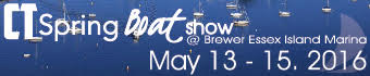 CT Spring Boat Show, May 13-15, 2016