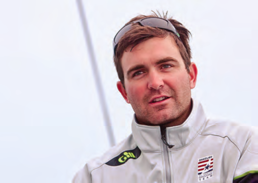 Charlie Enright © Amory Ross/Oakcliff All-American Offshore Team