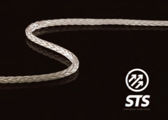 Stronger Than Steel Heat Set Rope (STS-HSR)