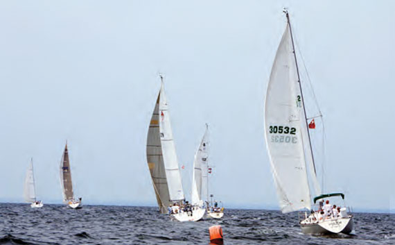 Mount Sinai Sailing Association's American Cancer Society Regatta