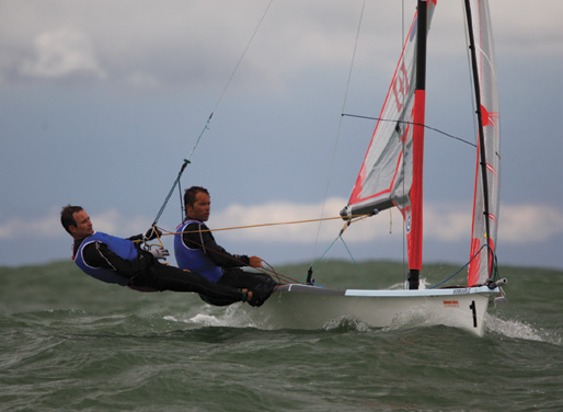 Having the right sailing gear is a very big part of success on the racecourse. And the basic rule of thumb is simple: if you're cold you will not perform well. And that's a fact! Skiffs and catamarans such as 29ers, 49ers, NACRAs and F-18s, as well as dinghies such as Optis, 420s, 470s and Lasers, are all boats in which the sailors sit very close to the water, throwing off considerable spray for both skipper and crew – and capsize is always a possibility. Skiffs and cats are also very fast, producing that much more spray