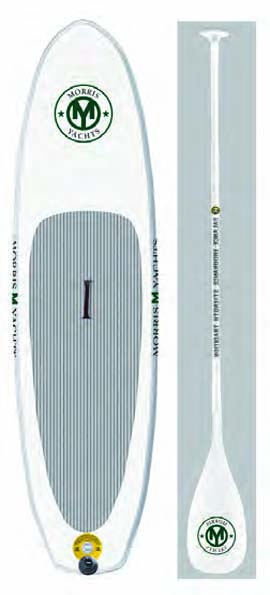 Morris Yachts Launches Custom Paddleboard