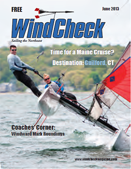June 2013 WindCheck Magazine Cover