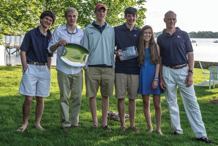 Young American Trophy Presentation