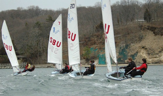 SBU practices from Setauket YC