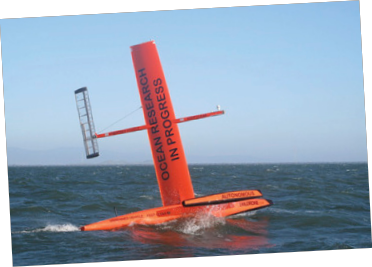 Saildrone Monitoring the Ocean