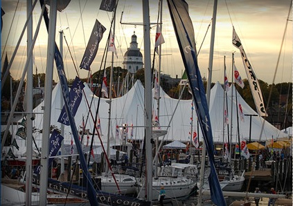 Annapolis Boat Shows October 2014