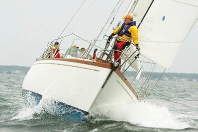 Marion Bermuda Race Fran Grenon photo