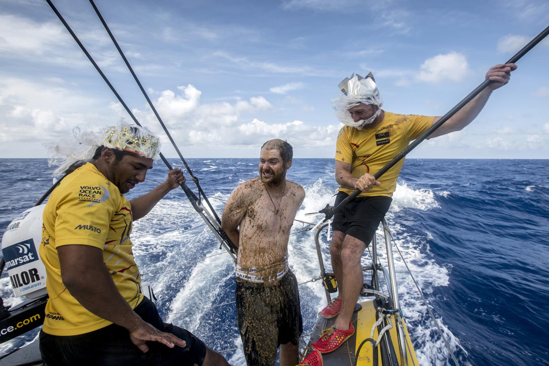 Volvo Ocean Race leg 1