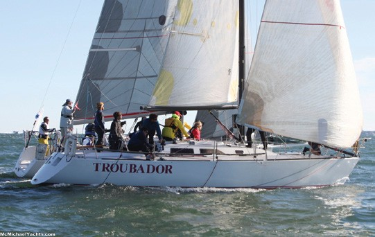 University of Toledo won the Intercollegiate Offshore Regatta