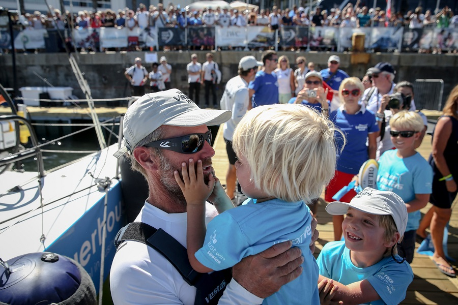 volvo ocean race family