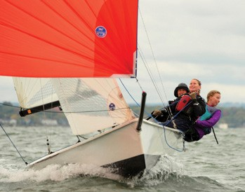 High Performance Dinghy Open Heineken