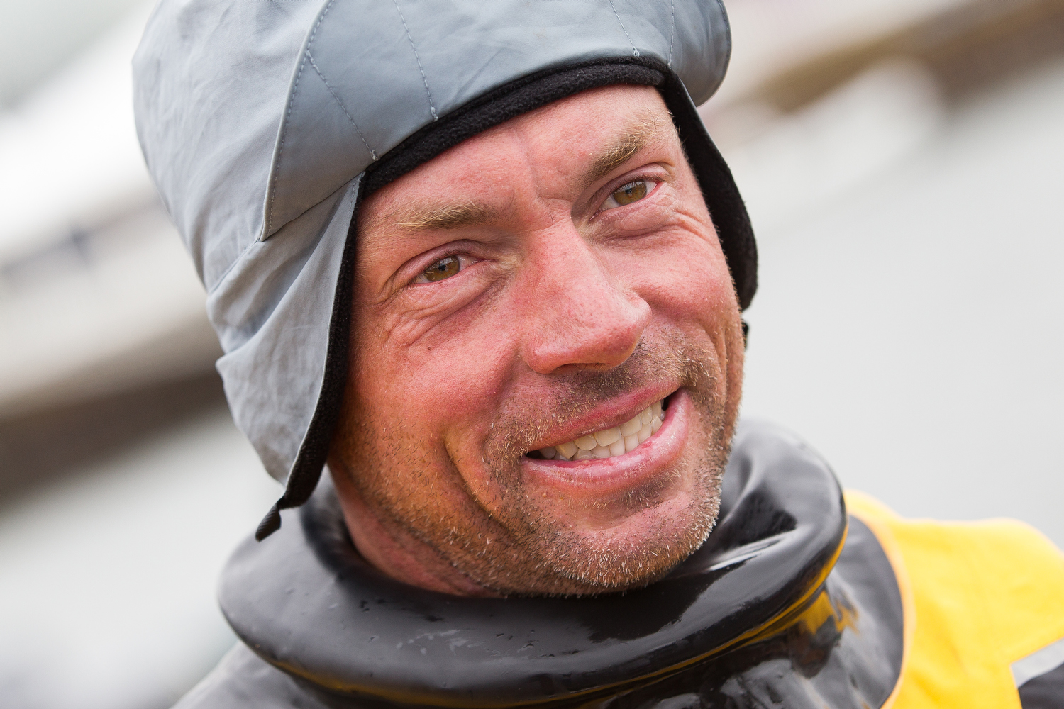 Rob Greenhalgh volvo ocean race