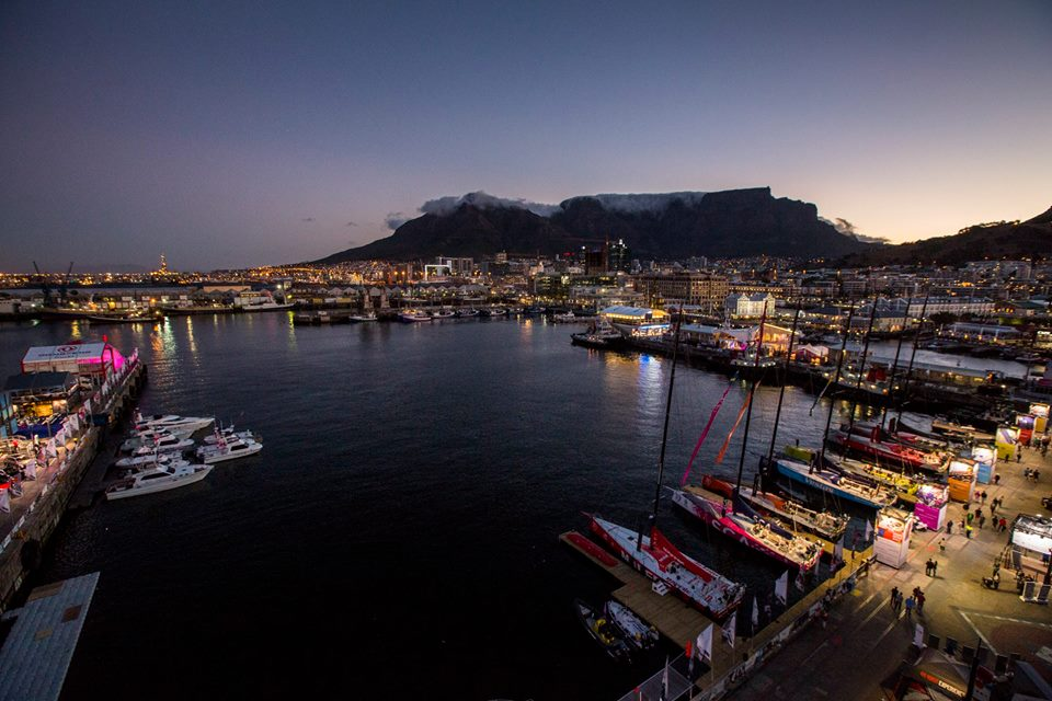 Cape Town Volvo Ocean Race