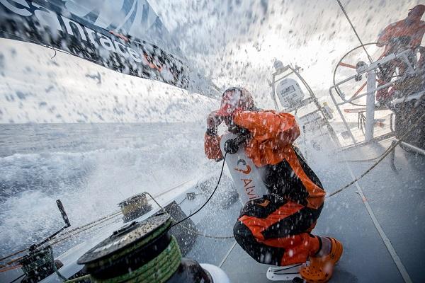 volvo ocean race Team Alvimedica leg 2
