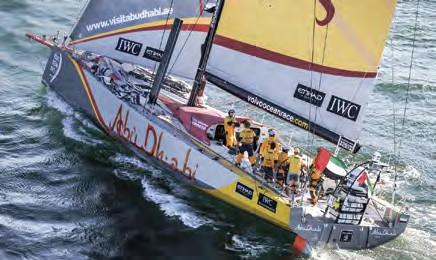 Abu Dhabi Ocean Racing Volvo Ocean Race