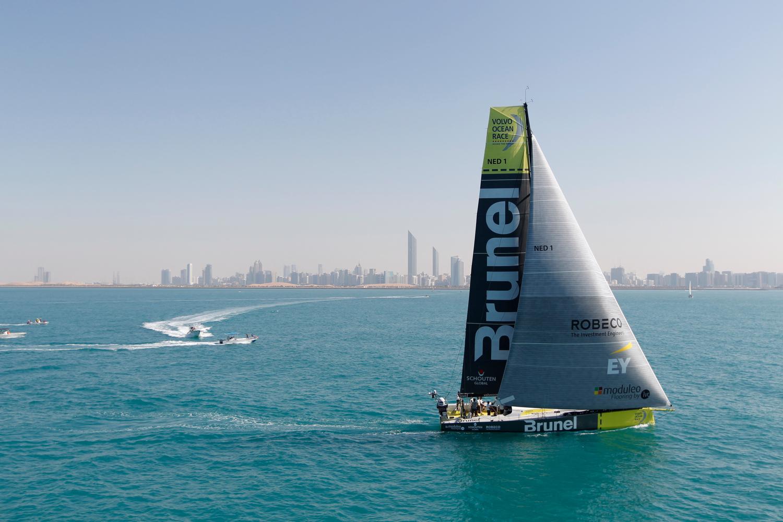 Volvo Ocean Race Brunel Abu Dhabi