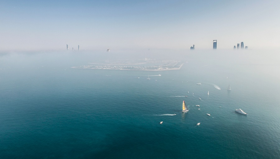 Volvo Ocean Race Leg 3 2015