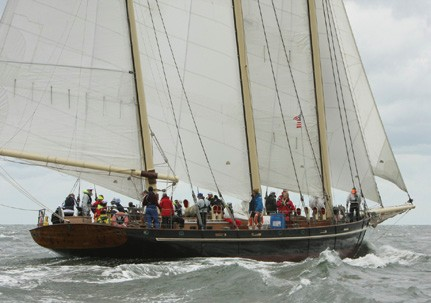 Spirit of Bermuda Marion Bermuda Race Start