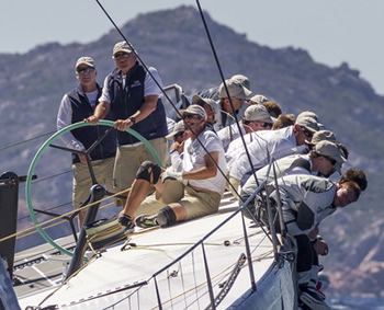 Terry Hutchinson 2014 Rolex Yachtsman of the Year