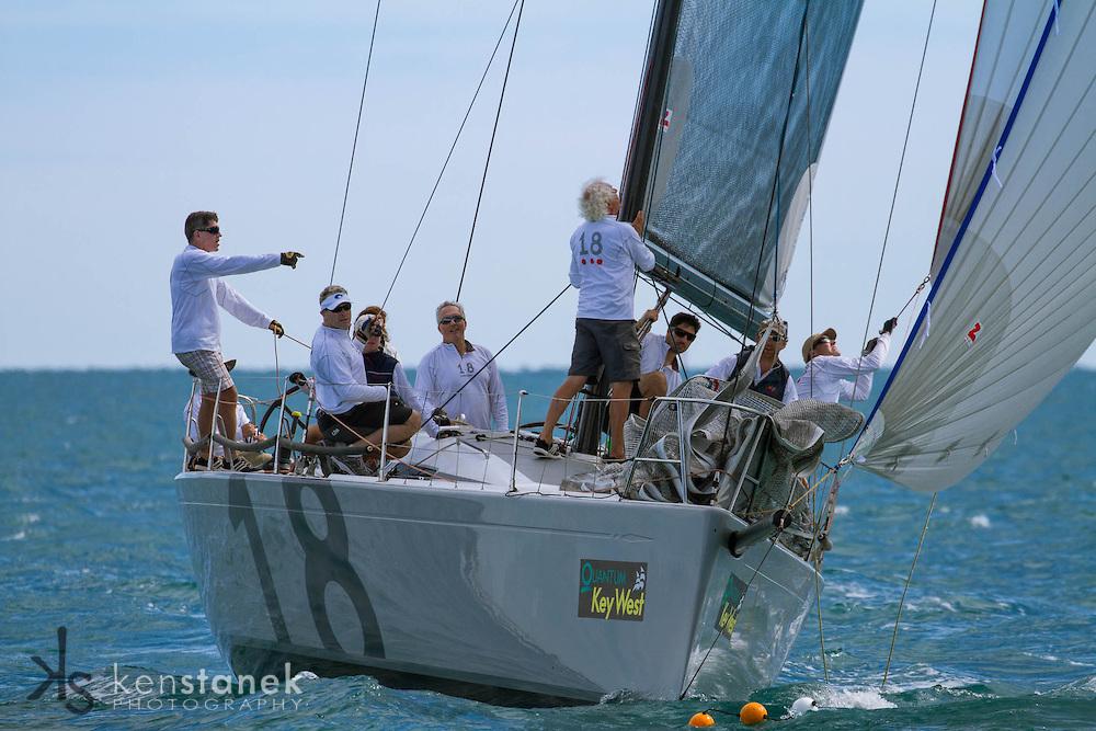 Quantum Key West Race Week Better Than