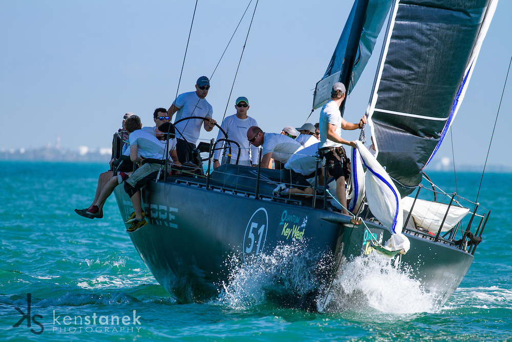 Quantum Key West Race Week 2015 Ken Stanek Photography