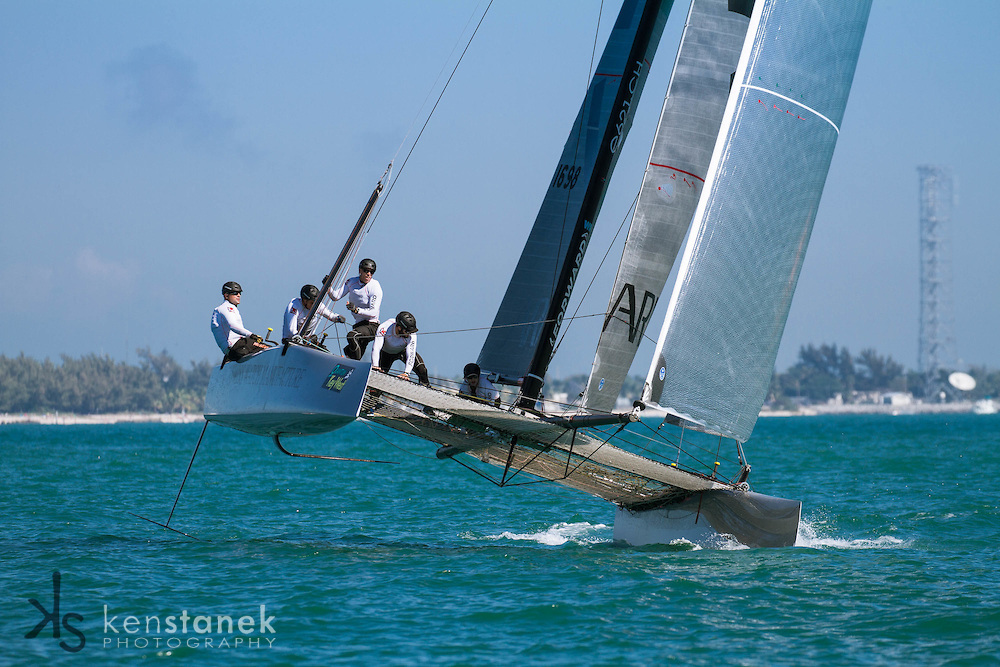 Quantum Key West Race Week Ken Stanek Photography