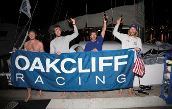 Oakcliff Wins Class in RORC Transatlantic Race