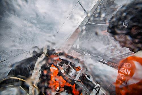 Amory Ross Volvo Ocean Race Leg 4