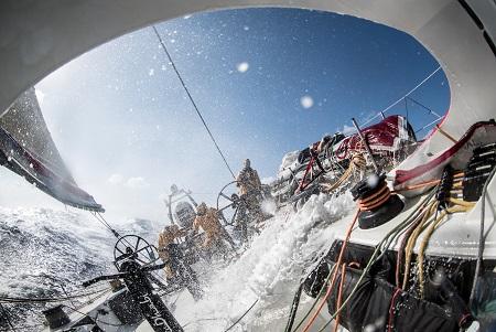 Volvo Ocean Race Leg 4