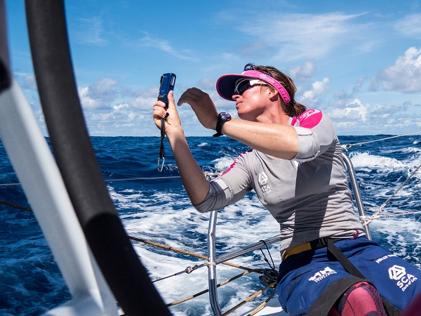 Team SCA Anna-Lena Elled