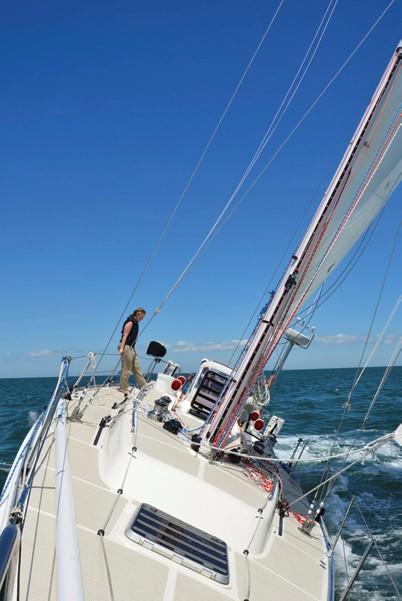The Coast Guard Academy Coastal Sail Traiing Program