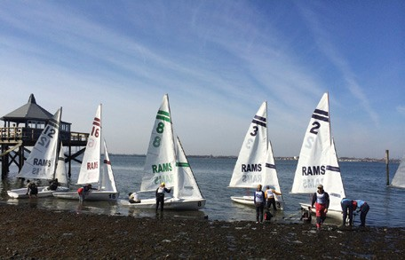 Fordham University Sailing Team