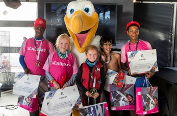 Kids Activities at the Volvo Ocean Race