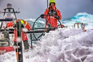 Stu Bannatyne Volvo Ocean Race