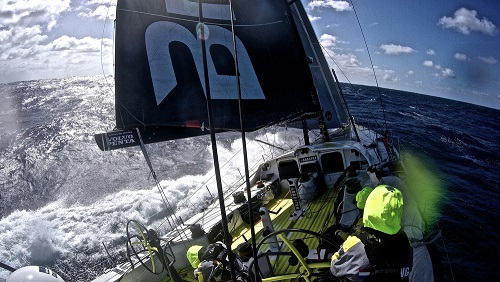 Team Brunel Volvo Ocean Race