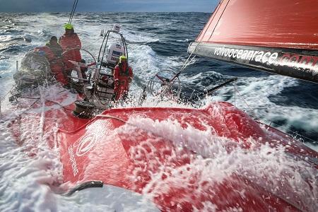 Volvo Ocean Race Southern Ocean Race
