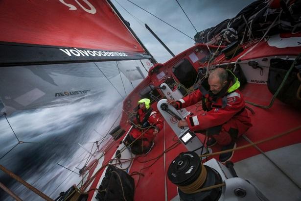 Volvo Ocean Race Southern Ocean