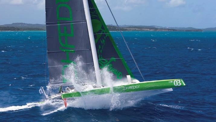 St. Maarten Heineken Regatta 2015