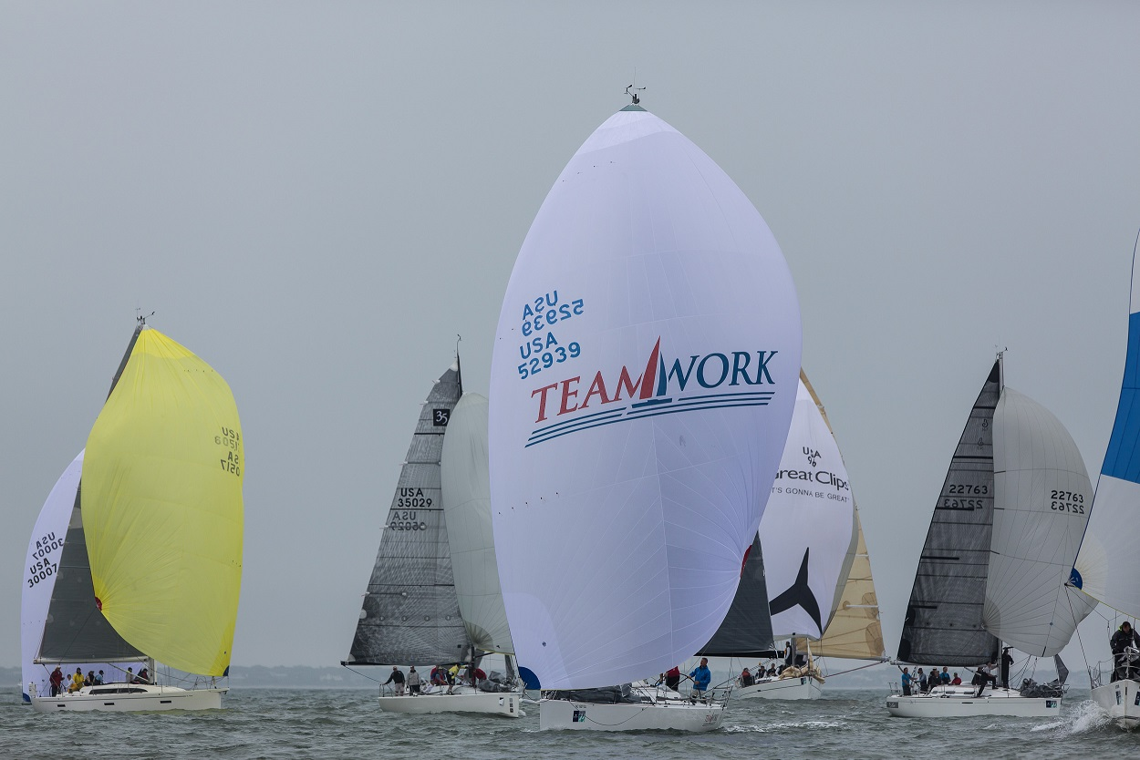 Sperry Charleston Race Week 2015