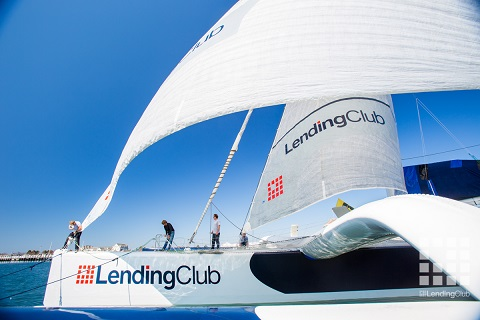 Lending Club Shatters Newport to Bermuda Record