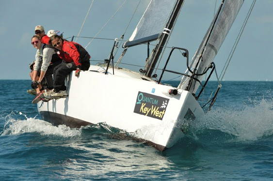 2015 Quantum Key West Race Week Photoboat