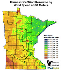 Minnesota Wind Resource Maps | Windustry
