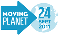 Moving Planet logo