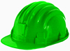 Green Hard Hat