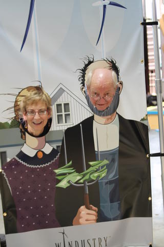 American Gothic: Wind Version