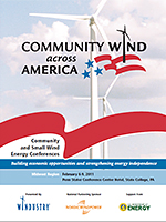 Community Wind Across America Mid Atlantic Region Program