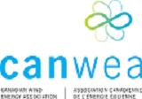 CanWEA logo and website link