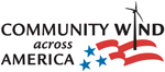 Community Wind Across America logo